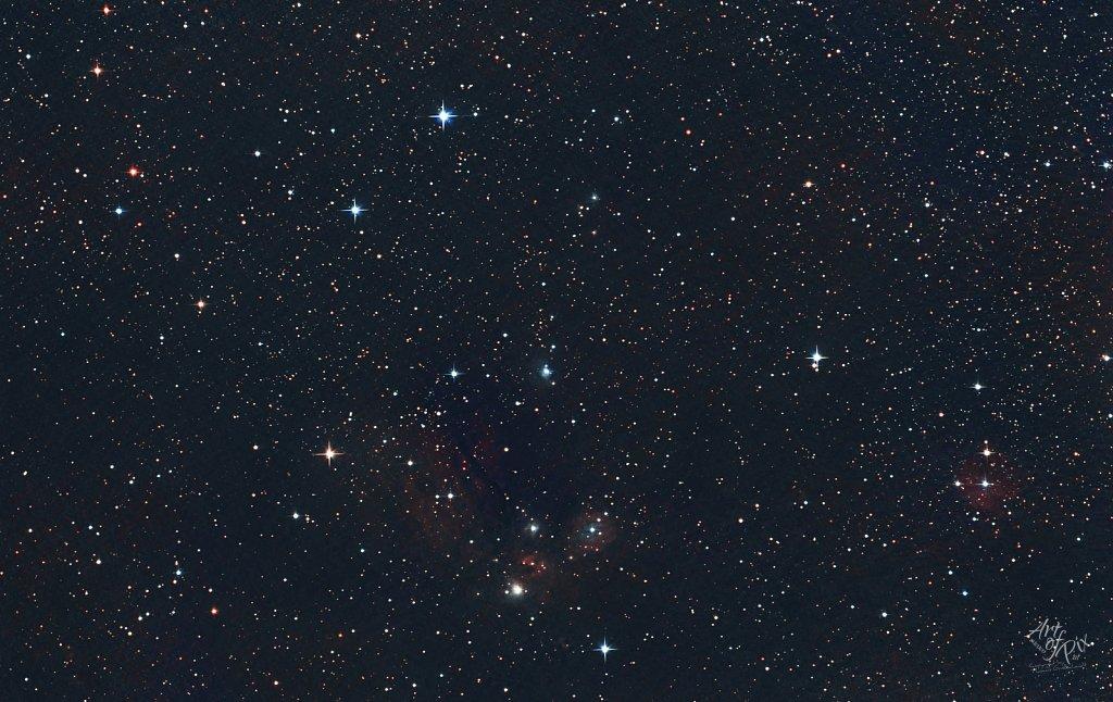 """""""NGC 2170 - Engelnebel"""""""