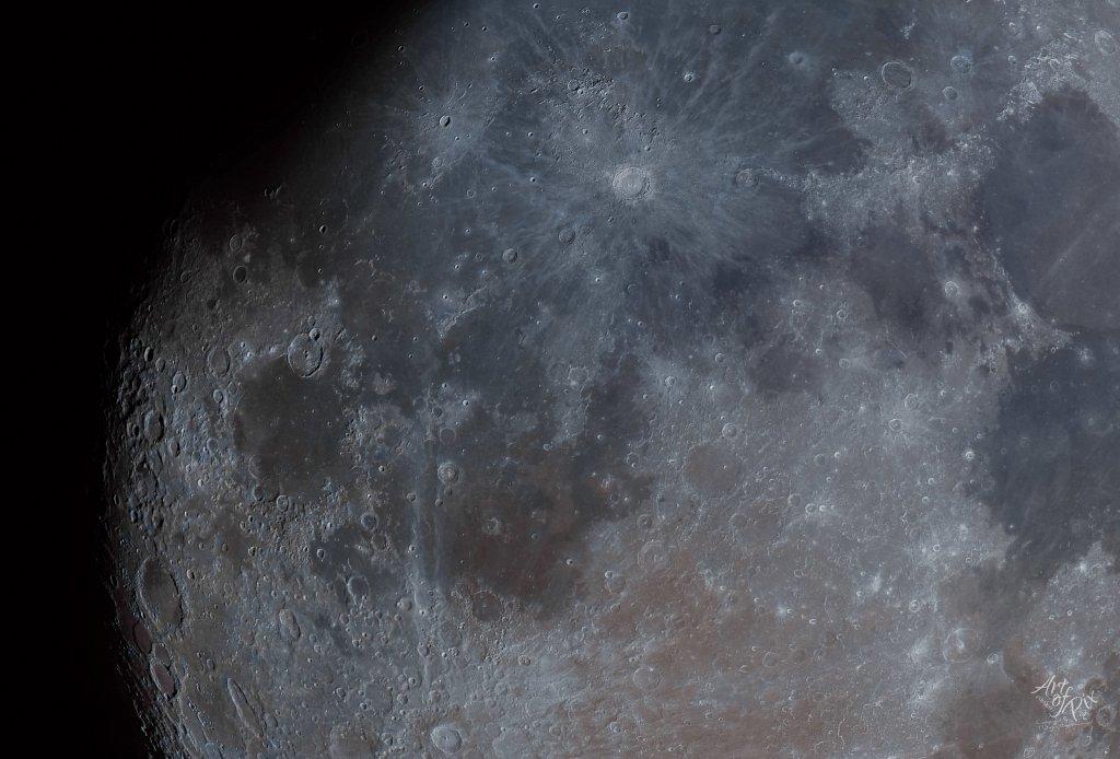 """""""Moon View"""" - 25/02/2021 - Einmal quer durch ^^"""