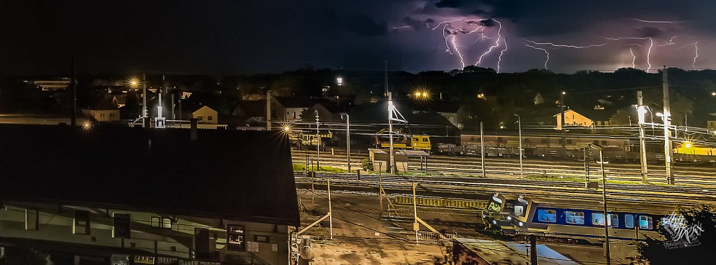 Gewitter & Blitze