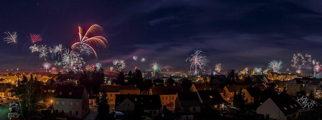 """""""Silvestergruß 2017/2018"""""""