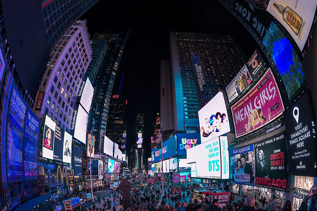 """New York Timesquare"""