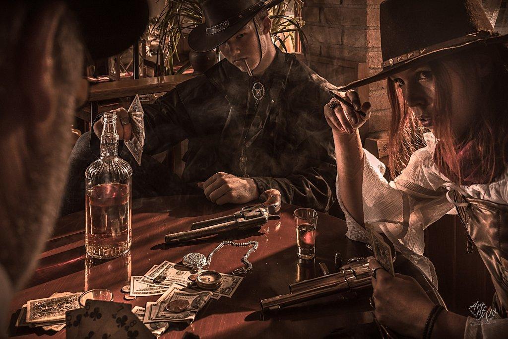 """Cheating Gambler - Deadly Bullet"""