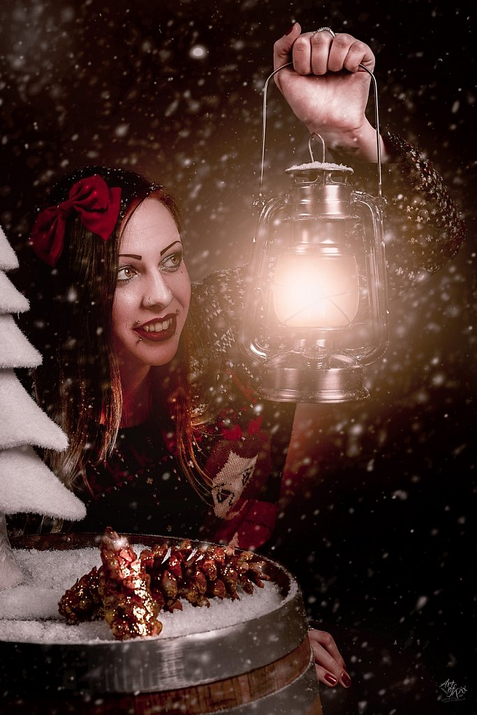 """Snowwhites Winterlight"""