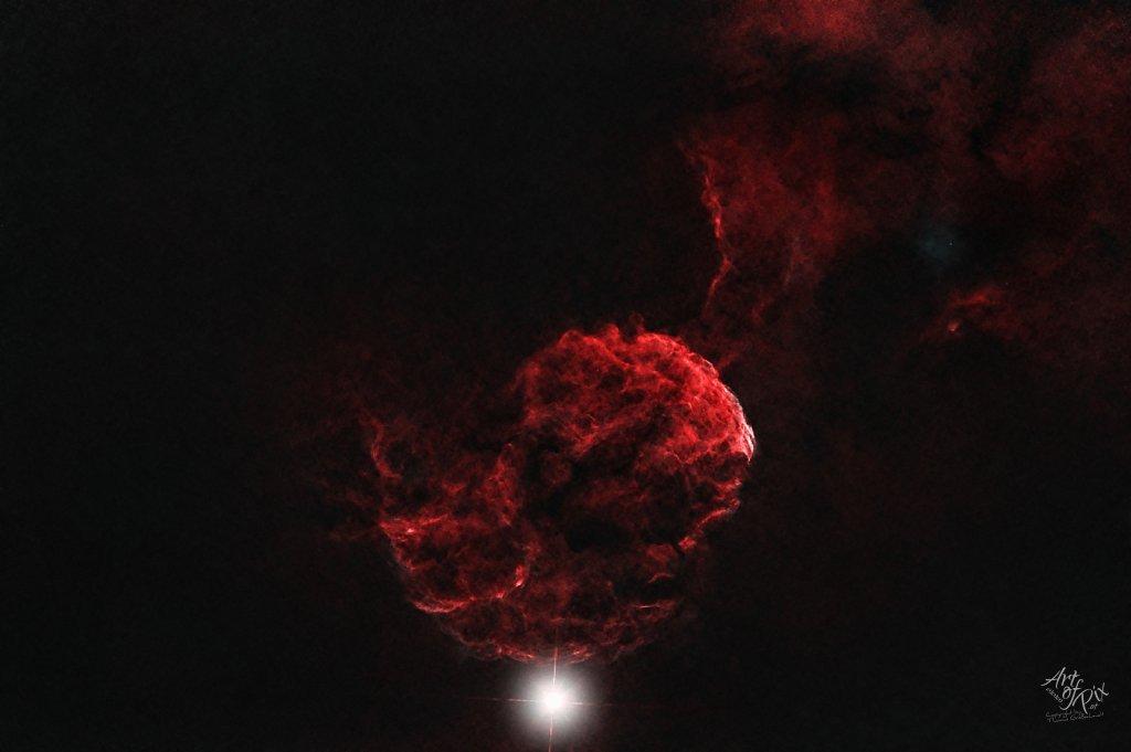 """""""IC443 - Jellyfish Nebula"""""""