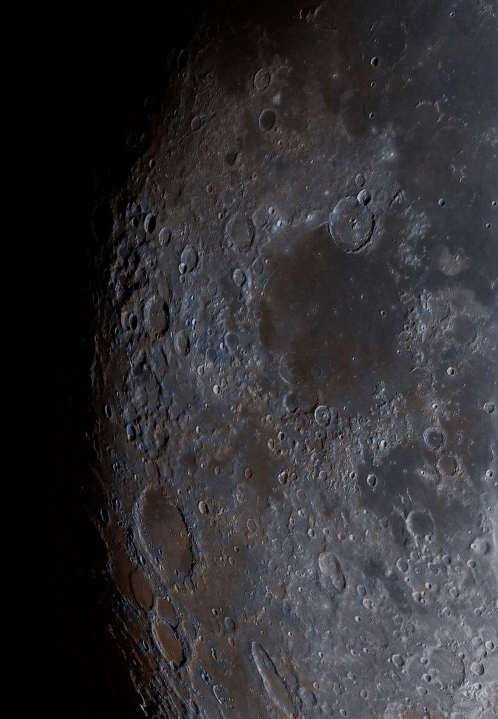"""Moon View"" - 25/02/2021- Mare Humorum"
